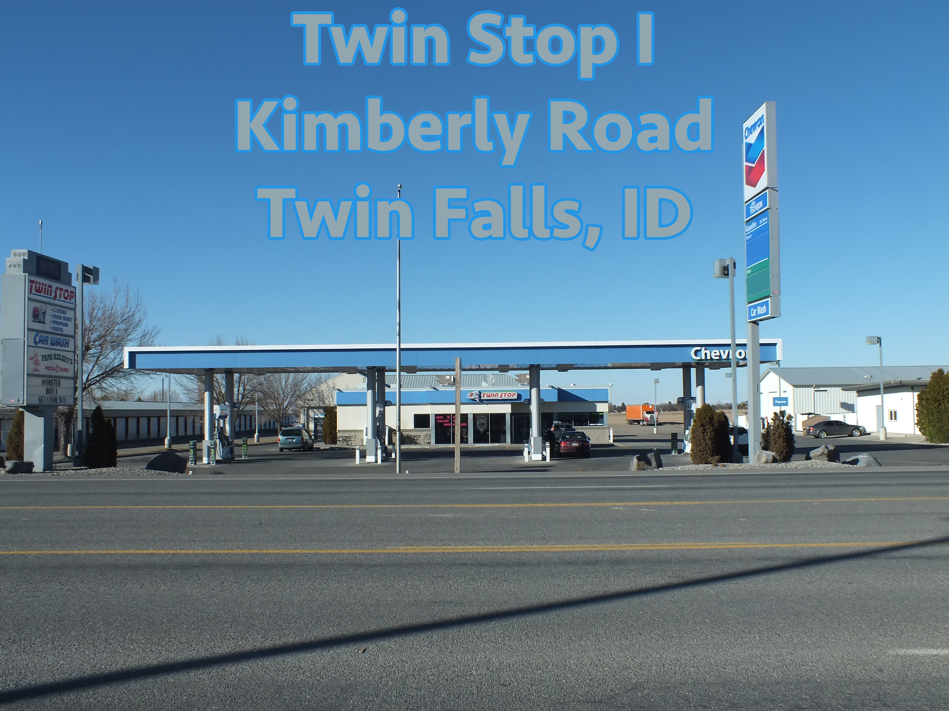 Kimberly Road With Text